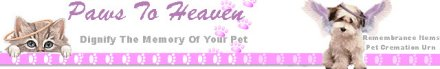 Paws to Heaven: Dignify the memory of your pet!