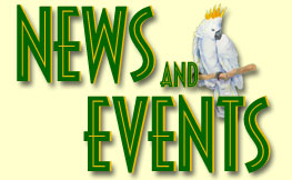 Birds and More News and Events Page